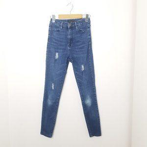 Kendall & Kylie | High Waist Skinny Slim Jeans 26
